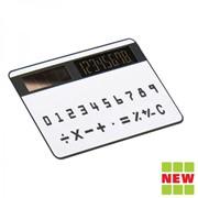Калькулятор в форме кредитной карты фото