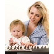Музыка, музыкальные игры, пение для ребенка (для детей) Киев, Буча, цена фото