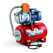 Hydrofresh 4CPm 100C - CL 24 - Насосная станция с баком 24 литра фото
