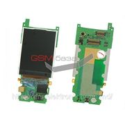 LG KE800 — Дисплей (lcd) с дисплейной подложкой, Оригинал фото
