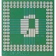 Плата макетная MS-DIP-PLCC2 фото