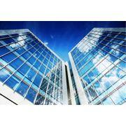 Монтаж вентилируемых фасадов из композитных материалов , и систем для стеклянных и алюминиевых фасадов. фото