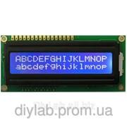 LCD 1602 HD44780 Arduino, Raspberry Pi, AVR, PIC фото