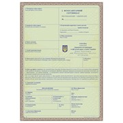 Послуги Реєстрації в фітосанітарній інспекції. фото