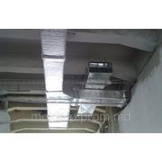 Монтаж и изготовление вентиляционных систем фото