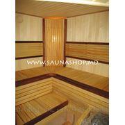 Строительство саун и бань с фундамента фото
