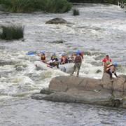 Рафтинг на Мигейских порогах. Южный Буг (2 дня) фото