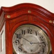 Часы антикварные часы с музыкальным перезвоном фото