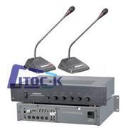 Продажа конференц микрофонов, Конференц-системы, электронные табло и экраны по доступной цене в Киеве, оборудование для конференций и деловых встреч фото