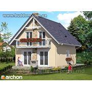 Дом с мансардой с площадью 83 м2 -16600 евро фото