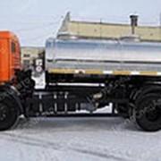 Автоцистерна пищевая КАМАЗ 43253 (4х2) фото