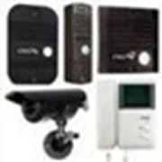 Монтаж систем видеонаблюдения, контроля и управления доступом фото
