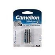 Батарейка Camelion Lithium P7 FR03-BP2 фото