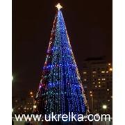 Высотные искусственные елки от компании УкрЕлка фото