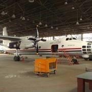 Техническое обслуживание самолета Ан-30 фото