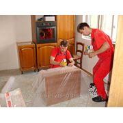 Сборка мебели стенки шкафы купе кухни диваны в Омске фото