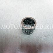 Подшипник игольчатый (сепаратор) верхней головки шатуна 12х17х14 2х тактный скутер DIO, ZX, LEAD фото
