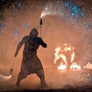 Укротители огня. Обучение новичков, объединение мастеров. фото