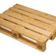 Поддоны деревянные EUR фото