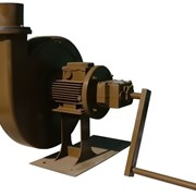 Электроручной вентилятор ЭРВ 600/300 фото