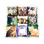 Подушка животные кошки фото