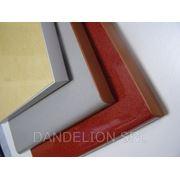 Фасады из HPL пластика в алюминиевом профиле фото