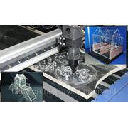 Лазерная резка, лазерная гравировка различных материалов. фотография