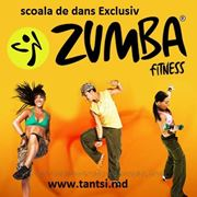 Zumba-fitness in Chiisinau! фото