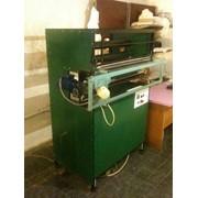 Станок для производства марлевых отрезов (полуавтомат) фото
