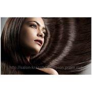 Глазирование волос и иллюминирование фото