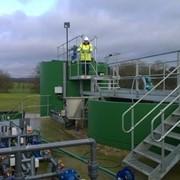 Установка биологической очистки бытовых стоков в очистных установках Гринрок фото