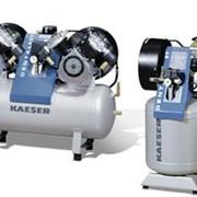 Стоматологические безмасленные компрессоры KAESER Dental фото