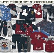 Куртки безрукавки детские BOYS COLLEGE 12 мес.-4 года фото