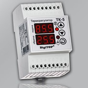 Цифровой терморегулятор DigiTOP ТК-5 фото