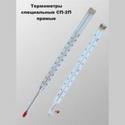 Термометры специальные СП-2П прямые фото