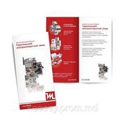 Дизайн буклетов и брошюр фото