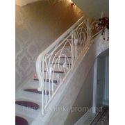 Перила лестницы фото
