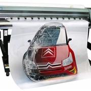 Пленка для широкоформатной струйной печати ORAJET 3640 Ссамоклеющаяся фото