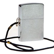 Зажигалка ZIPPO 275 LOSSPROOF BRUSHED CHROME фото