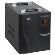 Стабилизатор напряжения серии HOME 1,5 кВА (СНР1-0-1,5) IEK фото