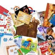 Полиграфические услуги фото