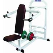 Тренажер для плеч (жим сидя) ПС45 фото