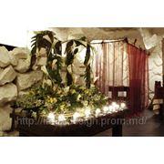 Украшение залов, домов, оформление праздников, свадеб фото