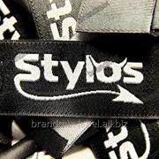 Этикетка с логотипом мод 049/986 фото