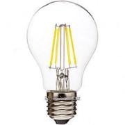 Светодиодные (филаментные) лампы 8W, A60, E27. LEDF фото