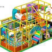 Лабиринт детский игровой 37,5м2 фото