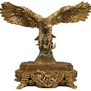 Скульптура Орел с добычей Гранд 47х44х25см. арт.МК1136 фото