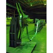 Профилегибочное оборудование для изготовления армирующих профилей КССг-150/8 фото