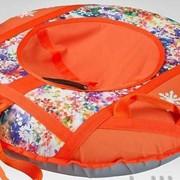 Санки надувные STELS, диаметр 110 см фото