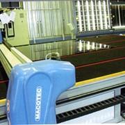 Оборудование для резки листового стекла фото